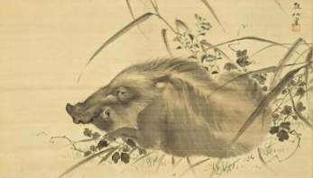Mori-Sosen-Japanese-Painting